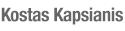 Kostas Kapsianis Logo